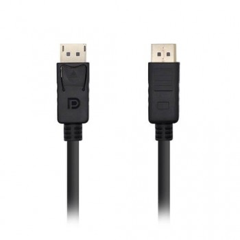 CABLE DISPLAY PORT M M 10M AISENS NEGRO