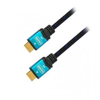 CABLE HDMI 20 PREMIUMAM A HDMIAM AISENS 1M
