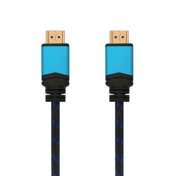 CABLE HDMI 20 PREMIUMAM A HDMIAM AISENS 10M NEGRO AZUL