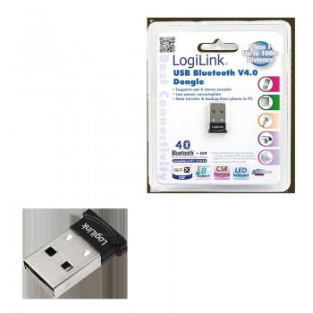 ADAPTADOR BLUETOOTH 40 LOGILINK BT0015 MICRO USB