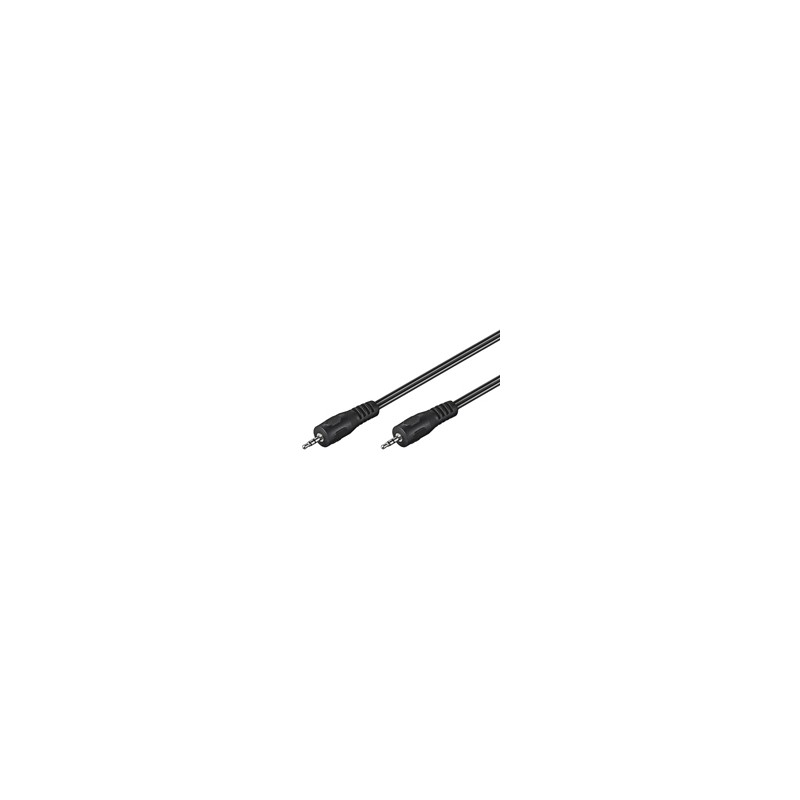 CABLE AUDIO 1xJACK 35M A 1xJACK 35M 10M