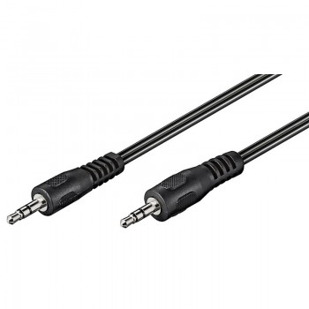 CABLE AUDIO 1xJACK 35M A 1xJACK 35M 15M