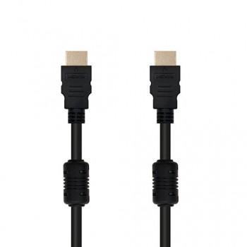 CABLE CON FERRITA HDMI M M 15M NANOCABLE V14
