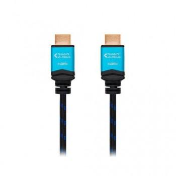 CABLE HDMI 20 PREMIUMA A HDMIA NANOCABLE 1M