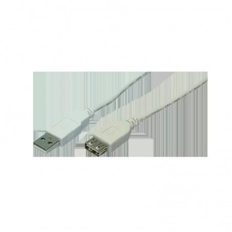 124300 adaptador de cable DB-9 Plata